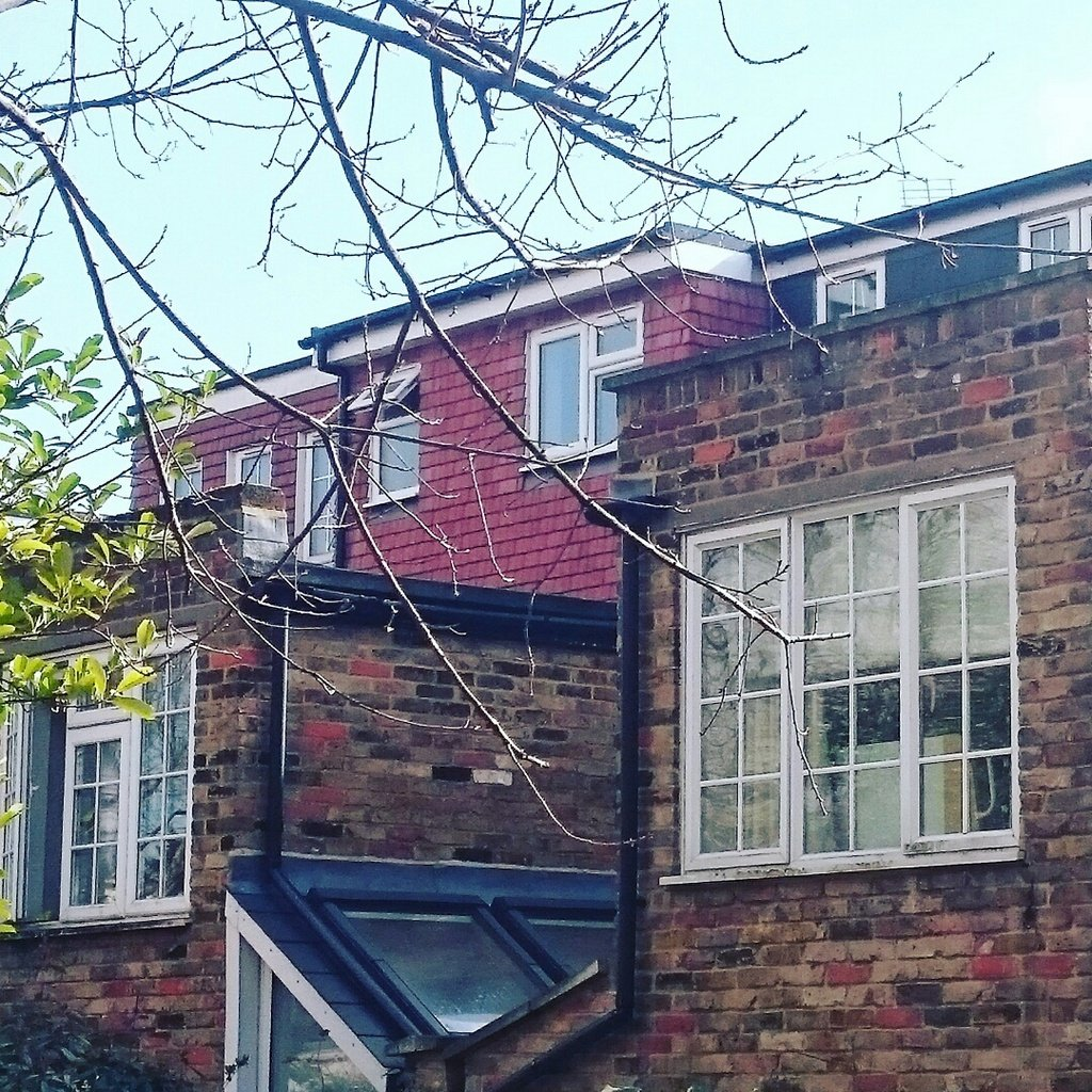 Rear dormer to loft conversion