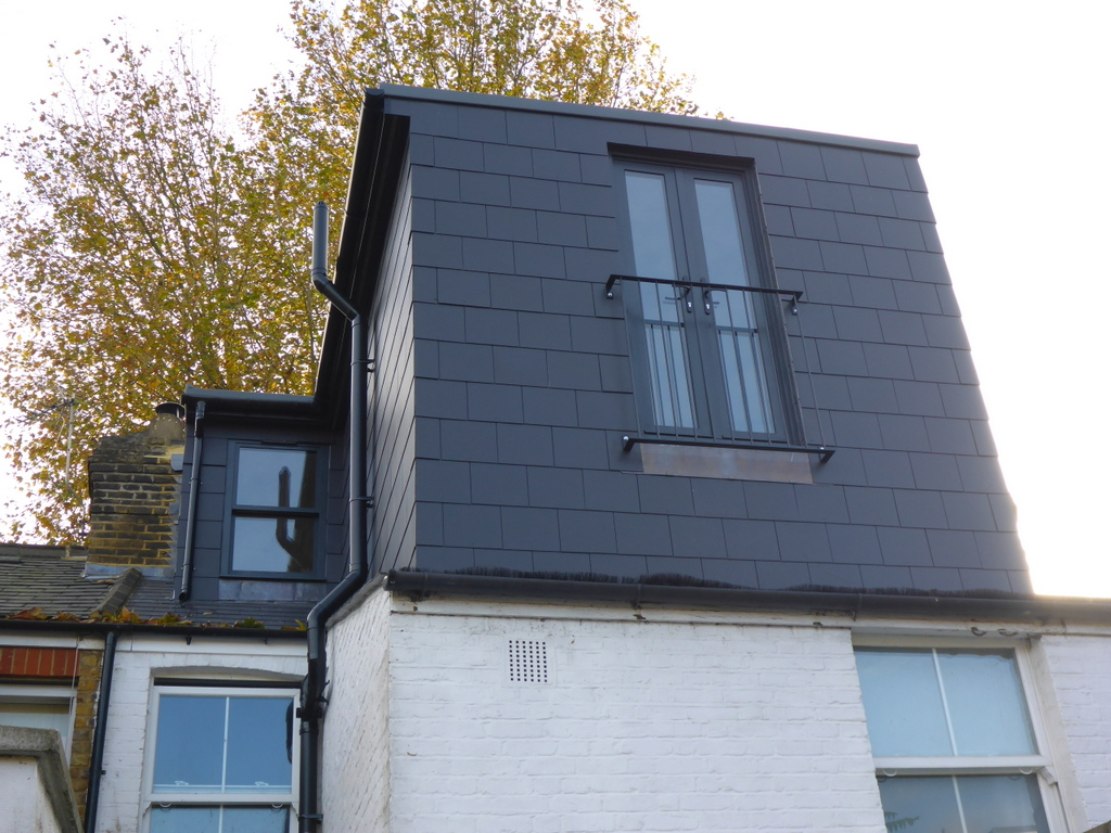 mortlake - loft conversion
