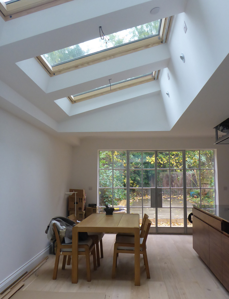 ground floor kitchen extension extension amp loft tw10 architects 4104