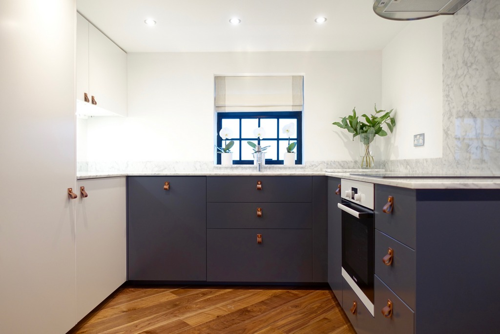 Kitchen refurbishment to mews