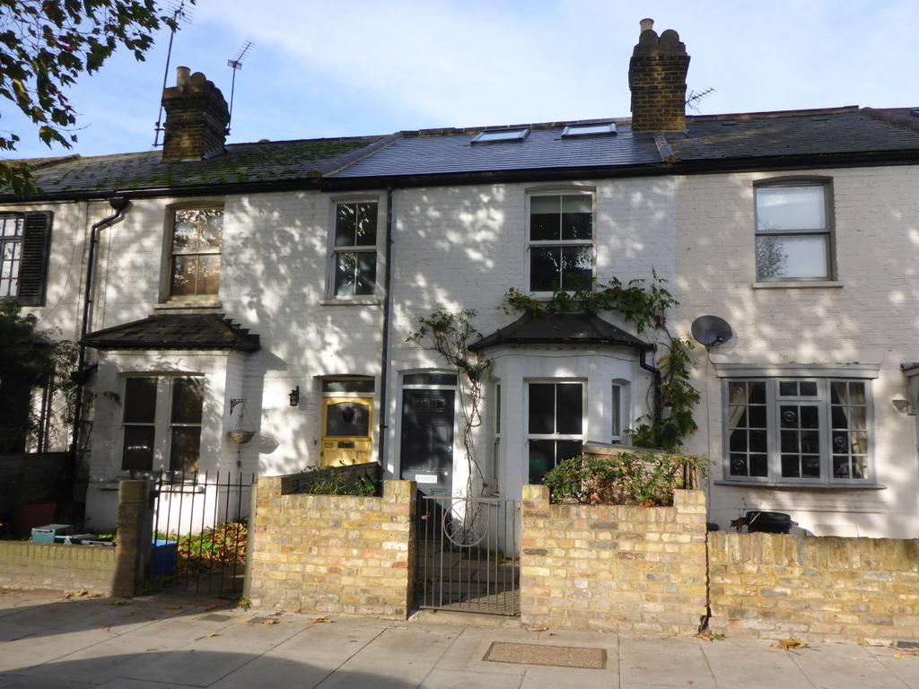 mortlake - house front elevation