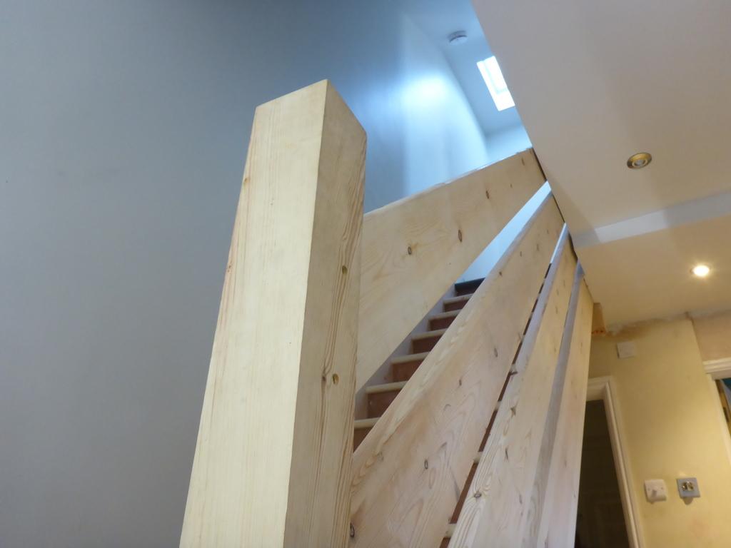 mortlake - loft stair