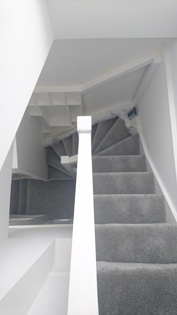 Wellesley 42 loft stair