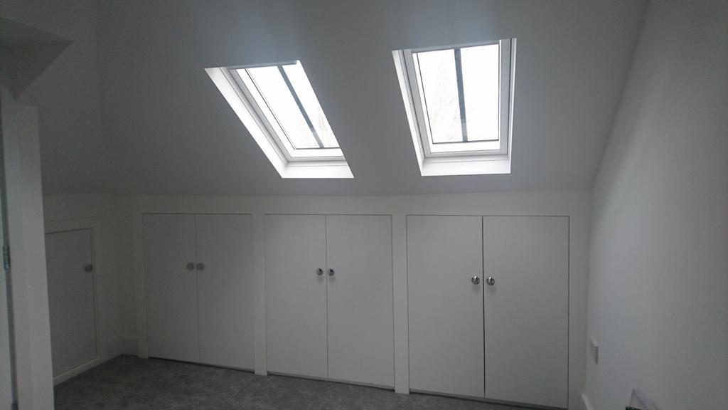 Wellesley 42 loft concersion rooflights
