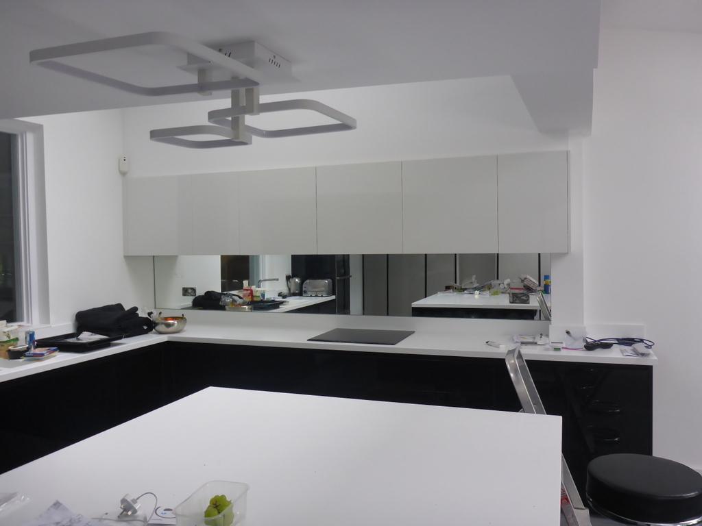 Kitchen extension_interior view