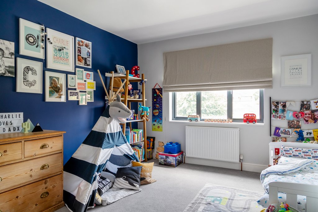 Teddington kids room and play