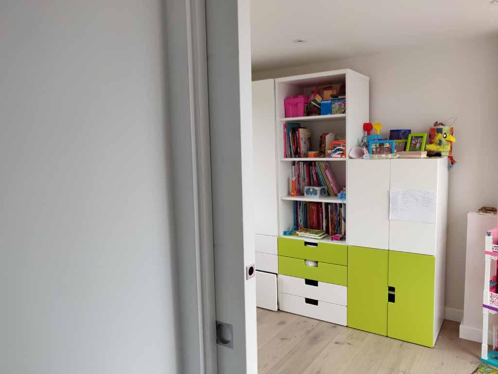 Buckingham_loft bedroom